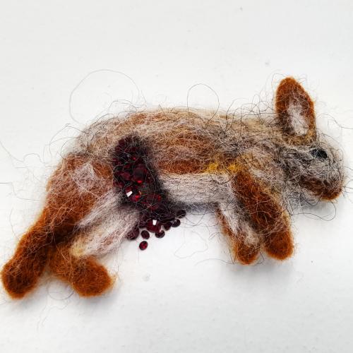 Bunny Roadkill