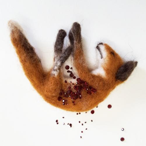 Fox Roadkill