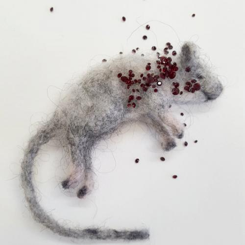 Mouse Roadkill